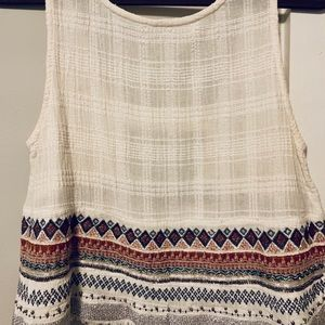 Urban Outfitters Cropped Tank, size M
